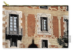 Carry-all Pouch featuring the photograph Barcelona 3 by Andrew Fare