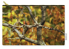 Bare Sumac Tree Carry-all Pouch