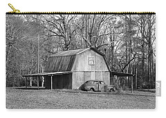 Carry-all Pouch featuring the photograph Barn 2 by Mike McGlothlen