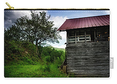 Barn After Rain Carry-all Pouch by Greg Mimbs