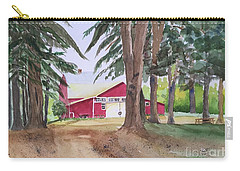 Barn At Howland Preserve Carry-all Pouch