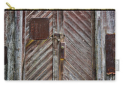 Barn Door Appalachia Carry-all Pouch by Steve Archbold