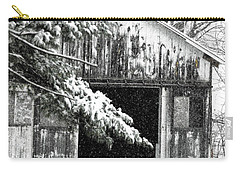 Barn Door Darkly Carry-all Pouch