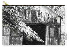 Barn Door Darkly Carry-all Pouch