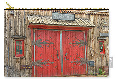 Barn Excelsior In Buena Vista, Colorado  Carry-all Pouch