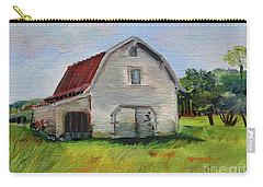 Barn-harrison Park, Ellijay-pinson Barn Carry-all Pouch by Jan Dappen