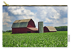 Barn In The Corn Carry-all Pouch