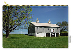 Barn In The Country - Bayonet Farm Carry-all Pouch