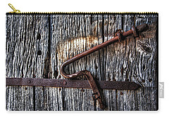 Barn Lock Carry-all Pouch by Patrick Boening
