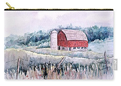 Barn On Weinman Road Carry-all Pouch