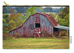 Barn On White Oak Road 2 Carry-all Pouch
