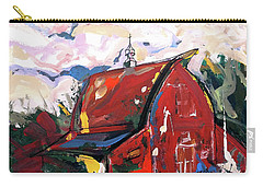 Barn One Carry-all Pouch by John Jr Gholson