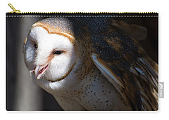 Barn Owl 1 Carry-all Pouch