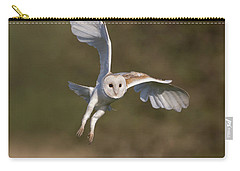 Barn Owl Cornering Carry-all Pouch