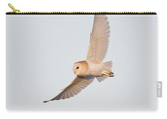Barn Owl Hunting Carry-all Pouch