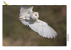 Barn Owl Wings Carry-all Pouch