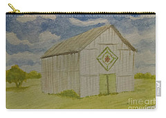 Barn Quilt Carry-all Pouch by Stacy C Bottoms