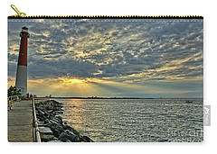 Barneget Lighthouse  New Jersey Carry-all Pouch