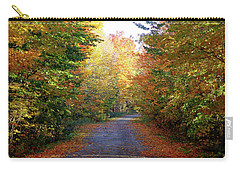 Barnes Road - Cropped Carry-all Pouch