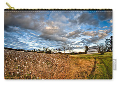 Barns And Cotton Carry-all Pouch