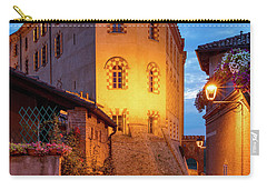 Carry-all Pouch featuring the photograph Barolo Morning by Brian Jannsen