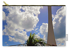 Baron Bliss Lighthouse - Fort George, Belize - Caribbean Carry-all Pouch