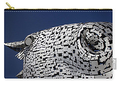 Carry-all Pouch featuring the photograph Baron Is Watching You by RKAB Works