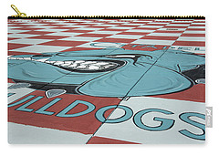 Barracks Bulldog Carry-all Pouch by Ed Waldrop