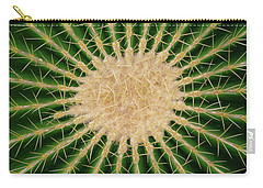Barrel Cactus No. 6-1 Carry-all Pouch