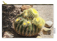 Barrel Of Cactus Needles Carry-all Pouch