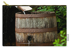 Barrel Of Water Carry-all Pouch