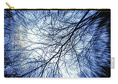 Barren Branches Carry-all Pouch by Todd Breitling