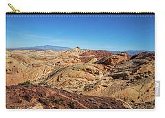 Barren Desert Carry-all Pouch