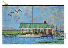 Barriar Island Boathouse Carry-all Pouch