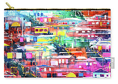 Barrio El Cerro De Yauco Carry-all Pouch