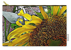 Barrio Sunflower 3 Carry-all Pouch