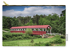 Barronvale Covered Bridge Carry-all Pouch