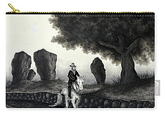 Barry Of Thierna Carry-all Pouch