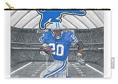 Barry Sanders Carry-all Pouch