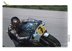 Barry Sheene. 1984 Nations Motorcycle Grand Prix Carry-all Pouch