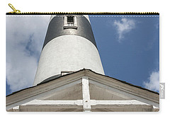 Base Of Bodie Island Lighthouse Carry-all Pouch