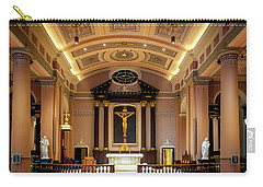 Basilica Of Saint Louis, King Of France Carry-all Pouch