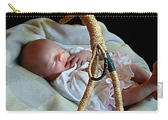 Basket Baby Carry-all Pouch