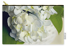 Basket Of Blue Hydrangeas Carry-all Pouch
