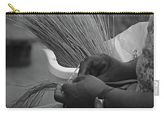Basket Weaver Carry-all Pouch