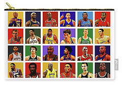 Basketball Legends Carry-all Pouch