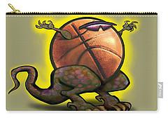 Basketball Saurus Rex Carry-all Pouch