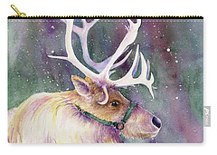 Basking In The Lights Carry-all Pouch