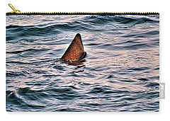 Basking Shark In July Carry-all Pouch