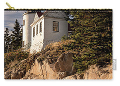 Bass Harbor Lighthouse Carry-all Pouch